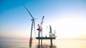 """金风科技总工翟恩地:""""四位一体""""为海上风电长远发展保驾护航"""