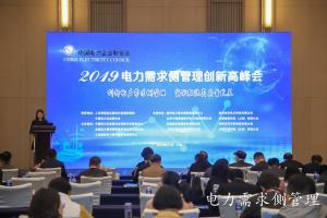 2019电力需求侧管理创新高峰会在沪顺利召开