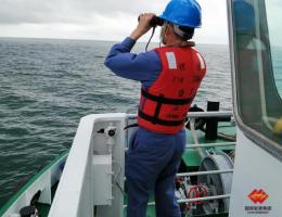 国家能源集团国华台山电厂协助海事部门完成沉船船员搜救
