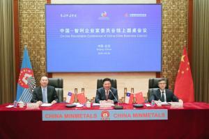 国文清出席中智企业家委员会线上圆桌会议