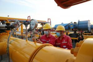 中国石化西南石油局天然气销量突破50亿立方米
