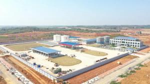 安徽芜宣机场供油工程通过竣工验收