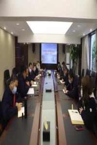 中国航油物流彭州管输公司确保疫情防控各项工作落实到位
