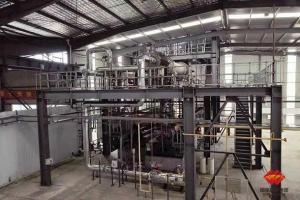 民用散烧清洁煤技术中试装置在国家能源集团试车成功