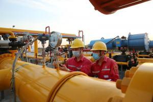 寒流来袭 中国石化西南石油局全力保障冬季民生用气