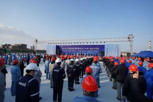"""中国石化开建国内首个""""黑黄金""""48K大丝束碳纤维项目"""