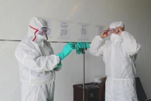 中国航油东北公司响应防疫战时状态 积极应对疫情防控严峻形势