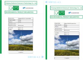 金风科技国内首发风机环境产品声明