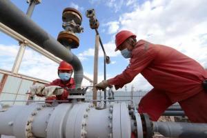 中国石化西北油田今冬供应天然气超3亿方