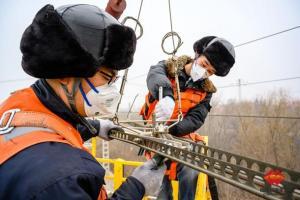 国家能源集团朔黄铁路开足马力全力保障煤炭运输与需求