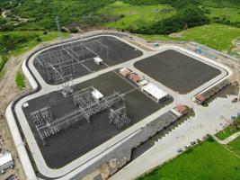 西电集团总包的厄瓜多尔BID3输变电项目成功送电
