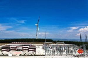 国家能源集团智能化风电升压站设计引领行业发展