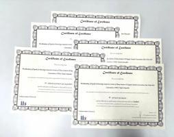 华东公司质计中心连续十一年获得荷兰实验室间比对学会(IIS)优秀证书