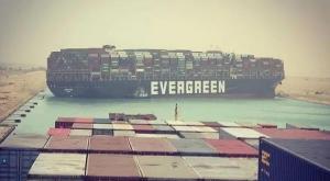 苏伊士运河堵塞,对国际油市影响多大?