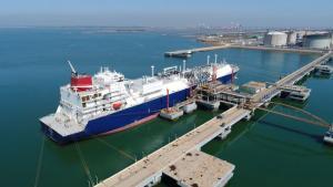 中国石化青岛接收站累计接卸400船LNG