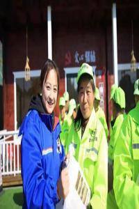 """中国石化:把实事办到群众心坎上 2300个""""爱心加油站""""为环卫工人留灯备茶"""