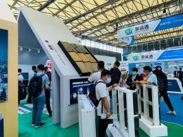 嘉盛光电携光伏碳中和解决方案 强势亮相2021年上海光伏展